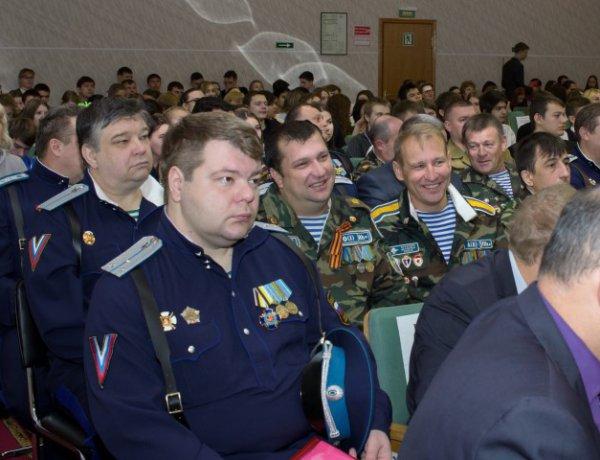 Российский союз ветеранов чечни