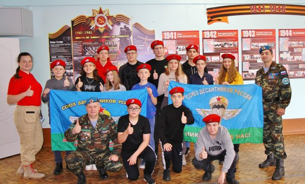 В Усинске дан старт муниципальному проекту «Курс молодого бойца»!